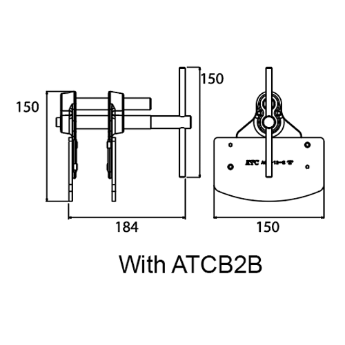 ktc disc brake spreader  acb